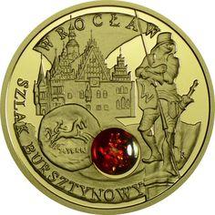 5 Dollar Gold Bernsteinstraße: Breslau PP