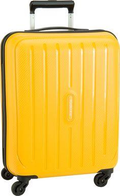 Taschenkaufhaus travelite Uptown 4w Trolley S Gelb - Trolley + Koffer: Category: Taschen & Koffer > Trolley und Koffer >…%#Taschen%