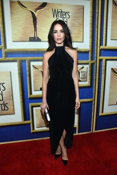 Abigail Spencer Photos Photos - Actress Abigail Spencer attends the 2015 Writers…