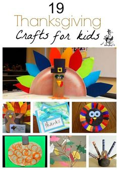 19-thanksgiving-crafts to do with Layne  Found on couponingasalifestyle.com