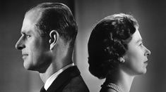 Princess Elizabeth and the Duke of Edinburgh / United Kingdom