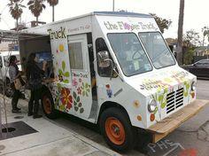 The Flower Truck - mobile flower shop