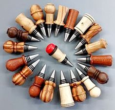 Bottle stopper gallery
