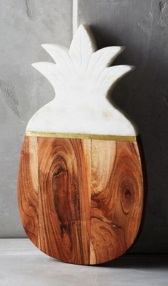 Marble & Acacia Cheese Board: Anthropologie