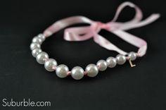 Little Girl's Necklace 1 - Suburble.com