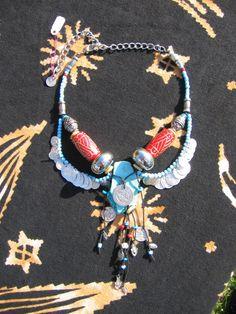 Necklace Persian Dancer by DarklyngStudios on Etsy, $50.00