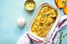 Mňam tip na dnešní večeři: Makarony s máslovou dýní | iMnam.cz