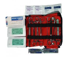 Tactical Surgical and Suture Kit $55.99 @ http://www.nitro-pak.com/emergency-surgical-and-suture-kit
