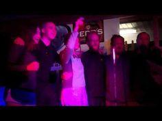 AT Thru Hikers Singing Karaoke Blue Blaze Cafe