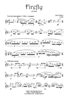 Flute Solo | Reed Music - Page 3