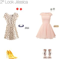"""2º Look Jéssica"" by flaviadebom on Polyvore"