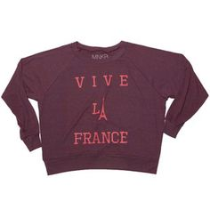 Vive Shirt Women's Cranberry, $27, now featured on Fab.