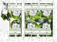 @portfoliobox Park Landscape, Landscape Plans, Landscape Architecture, Landscape Design, Technical Drawings, Design Language, Master Plan, Urban Design, Planer