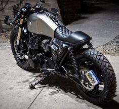 Check out some of my favorite builds - unique scrambler builds like Suzuki Cafe Racer, Cafe Racer Bikes, Custom Cafe Racer, Cafe Racer Build, Cafe Racer Motorcycle, Moto Bike, Brat Bike, Motorcycle Types, Motorcycle Helmets