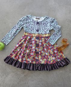 #matildajaneclothing really like the fabric combo