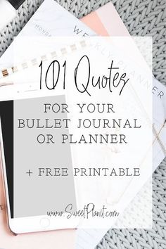 101 Bullet Journal or Planner Quotes to Motivate and Inspire Your Day! 101 Bullet Journal or Planner Quotes to Motivate and Inspire Your Day! Bullet Journal Quotes, Bullet Journal Printables, Bullet Journal Ideas Pages, Bullet Journal Inspiration, Journal Pages, Bullet Journals, Bullet Journal Brands, Quotes For Journals, Bullet Journal Ideas For Students