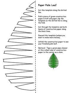 Image result for palm sunday crafts for preschoolers