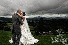 Rob & Nicki get a last kiss before the storms arrive. Steve, www.schtuff.co.uk, info@schtuff.co.uk, 07768 864622.  keywords:  #lakedistrictweddingphotographer #cumbriaweddingphotographer #storrshallweddingphotographer #contemporaryweddingphotographer #destinationweddingphotographer Follow us: www.schtuff.co.uk and www.facebook.com/lakedistrictweddingphotographyakaschtuff