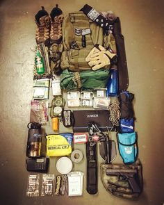 WIN an Outcast Survival Kit! Monthly winner announced May 31st!  List two items you would add to my bug out bag, then enter to win at survivortown.com/prepper-resources/. Link in bio. Winner announced May 31st! #outcastsurvivalkitsgaw