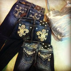 Miss Me Jeans ✅ love them!