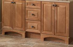 Pinterest the world s catalog of ideas - Kitchen cabinet toe kick options ...