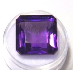 Amethyst Natural Gemstone (See pulldown menu for sizes and weights) #Unbranded