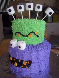 The Daily Smash: My Sons Monster Birthday Bash