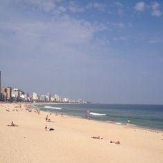 Leblon, Rio de Janeiro, Brasil! É bonito, é bonito e é bonito!