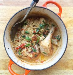 One pot meals – my absolute favourite. Less cleaning up, quick to put together and best of all the dish retains on its lovely flavours as there is no moving the food from pan to pan.  This recipe for chicken with sundried tomato cream sauce is a winner winner chicken dinner kinda meal. The flavour […]