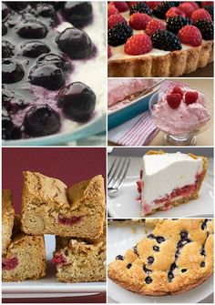 Favorite Recipes for Baking with Berries | Bake or Break