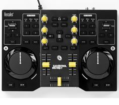 HERCULES DJ Control Instinct para iPad - Controlador DJ