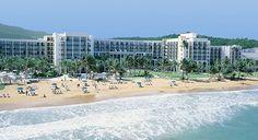 Rio Mar Beach Resort in Puerto Rico...no passport needed...really want to go!