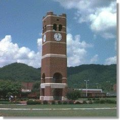 Western Carolina University - Cullowhee, North Carolina