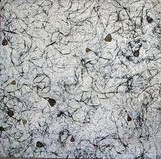 黄冠余 Huang Guanyu Lily No.5 Chinese Modern art
