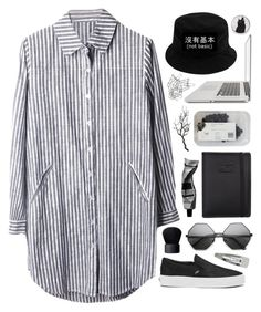 """""""BANANA LACE"""" by tania-maria ❤ liked on Polyvore featuring Vans, Crate and Barrel, Dorothy Perkins, Nava, Aesop, Marc by Marc Jacobs, Home Decorators Collection, NARS Cosmetics, women's clothing and women"""