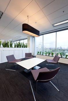 Australand offices - plants