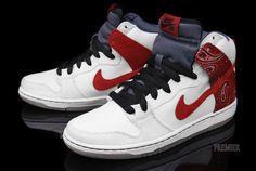 Nike dunks high