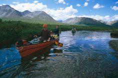 Taking on the Toughman River · Maptia