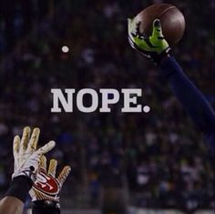 Seattle vs. 49ers- Nope.