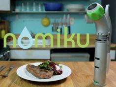 Nomiku: bring sous vide into your kitchen