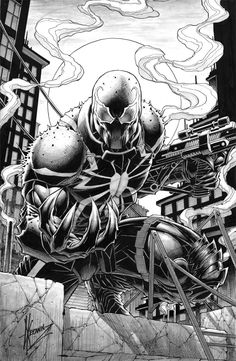 Venom by Dale Keown