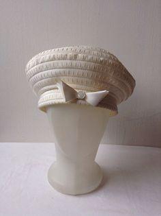 50s Hat / Vintage Lucila Mendez  Hat / Vintage