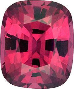 Perfection in Tanzanian Rhodolite Garnet Gemstone for SALE   Lively Vivid Open Color Gem, Antique Cushion Cut, 12.97 carats by AfricaGems on Etsy https://www.etsy.com/listing/166169078/perfection-in-tanzanian-rhodolite-garnet