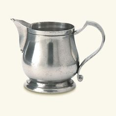 Creamer by Match Pewter
