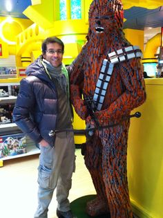 Chewbacca (ed io, of course)