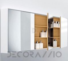 Best furniture for your bathroom полка навесная Falper Shape, DZW_80x15x65