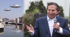 El candidato a la presidencia por Perú Posible, Alejandro Toledo, llamó la atención de la prensa al decir que habló sobre extraterrestres durante una entrevista con un medio internacional, además dijo
