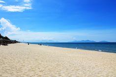 Cua Dai beach - Cua Dai Strand