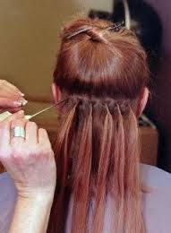 Beautiful Hairstyles With Hair Extensions And Weaves