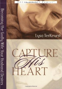 Capture His Heart: Becoming the Godly Wife Your Husband Desires A truly fulfilling marriage involves two people focusing on each others needs rather than their own. Lysa TerKeurst, president of The Proverbs 31 Ministry, has written a practical guide for each spouse that will open their eyes to the needs, desires, and longings of the other. She offers eight essential criteria for capturing the heart of your spouse, with creative tips on how to accomplish them.